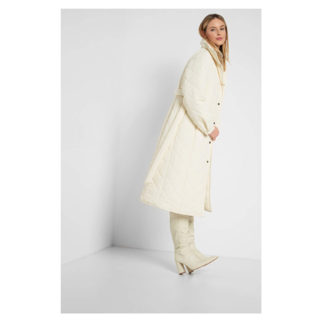 Dlouhý kabát s opaskem Orsay