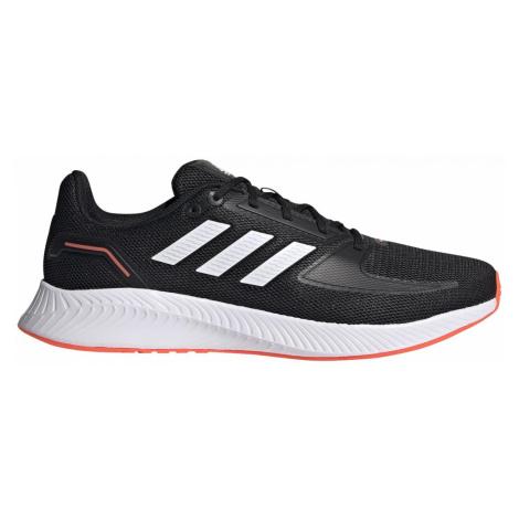 Běžecké boty adidas RUNFALCON 2.0 Černá / Oranžová