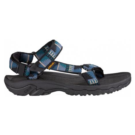 Teva Hurricane XLT M, černá/modrá Pánské sandále