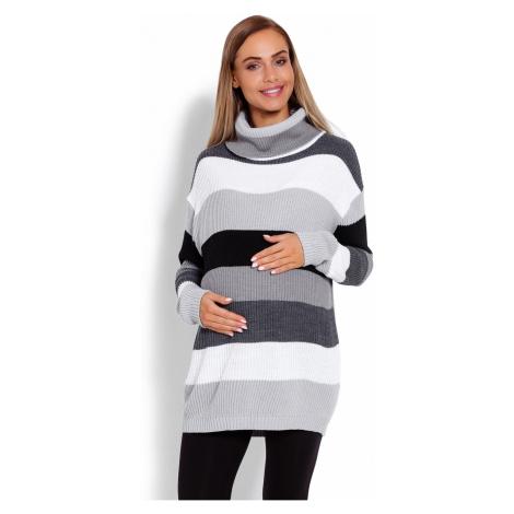 Těhotenský svetr model 123466 PeeKaBoo uniwersalny