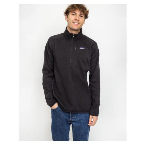 Patagonia Better Sweater 1/4 Zip Black