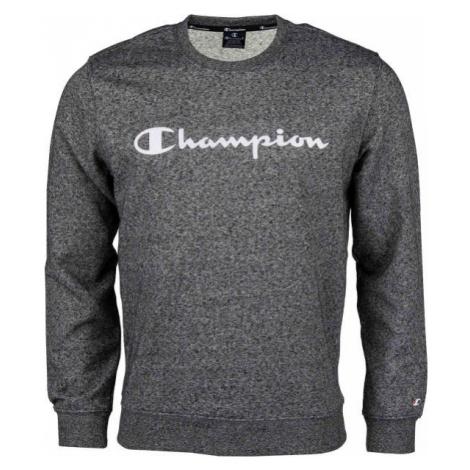 Champion CREWNECK SWEATSHIRT tmavě šedá - Pánská mikina