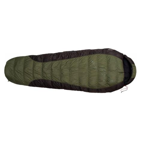 Spacák Warmpeace Viking 600 195 cm Zip: Levý / Barva: zelená/černá