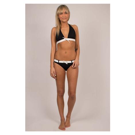 Bogner dámské plavky černo bílé