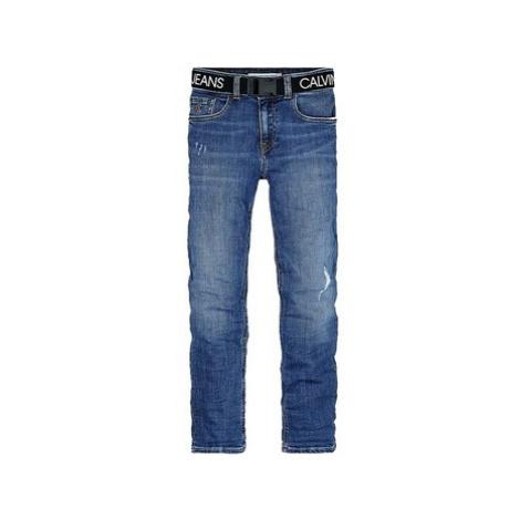 Calvin Klein Jeans IB0IB00580 Modrá