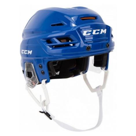 CCM TACKS 710 SR modrá - Hokejová helma