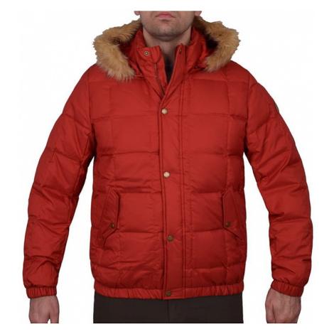 Pánská zimní péřová bunda Adidas