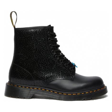 Dr. Martens 1460 x Keith Haring Boot černé DM26832001 Dr Martens