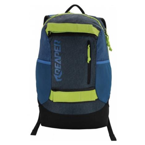Reaper HUSK 25 modrá - Školní batoh