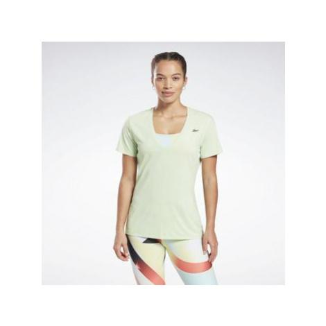 Reebok Sport Activchill Athletic T-Shirt Zelená