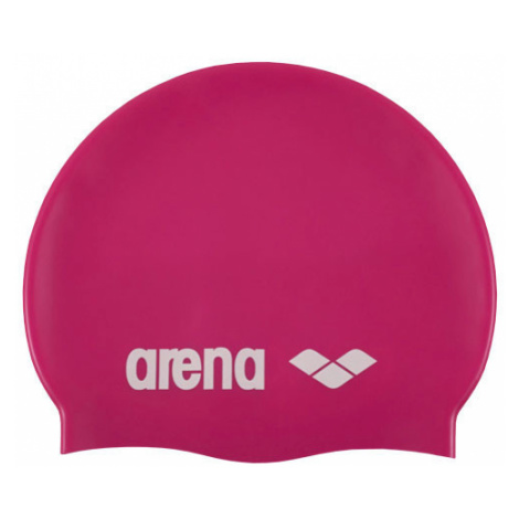Plavecká čepice ARENA Classic - tmavě modrá Litex