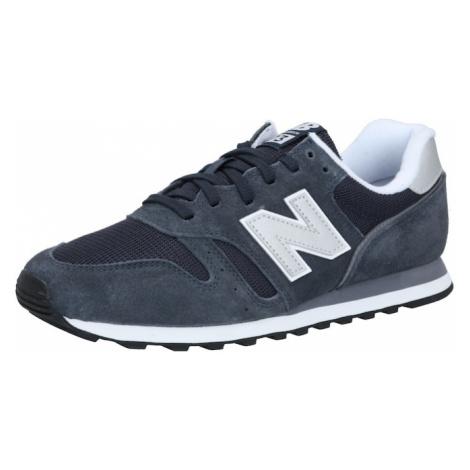 New balance Tenisky noční modrá / bílá / stříbrná