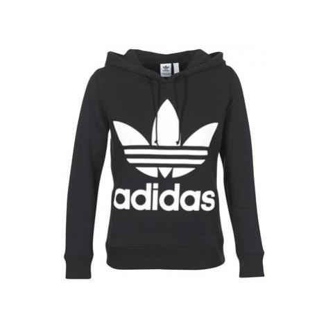 Adidas TREFOIL HOODIE Černá