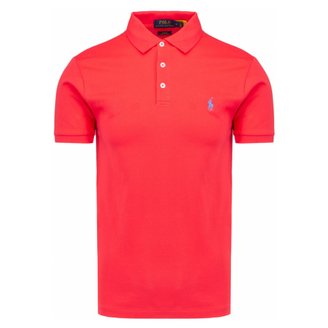 Polo Polo Ralph Lauren SSKCSLM1 červená