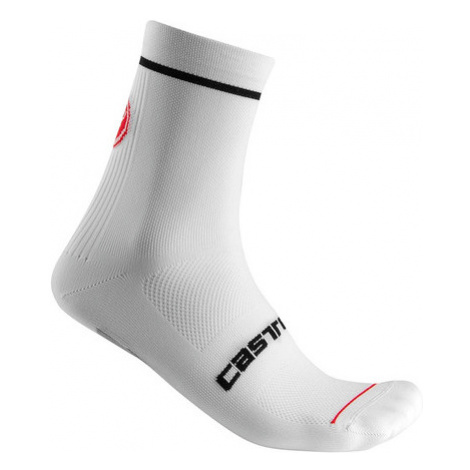 Ponožky Castelli Entrata 13 Sock White