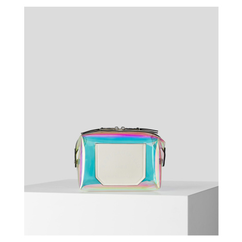 Kosmetická Taška Karl Lagerfeld Journey Hologram Washbag