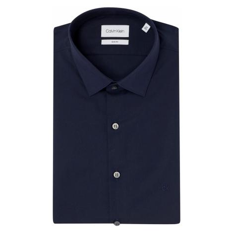 Calvin Klein Poplin Slim Fit Shirt
