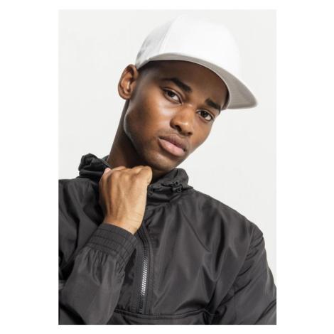 Organic Cotton Snapback - white Urban Classics