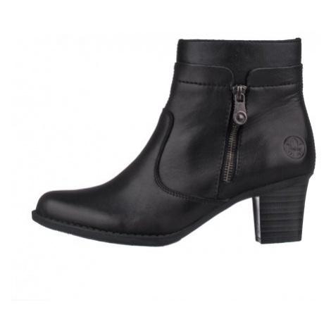 Kotníčková obuv RIEKER Z7670-00