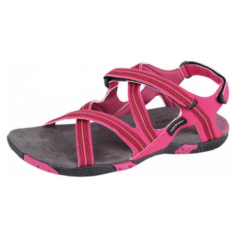 HANNAH Fria Lady Dámské sandály 116HH0002BS01 Beaujolais