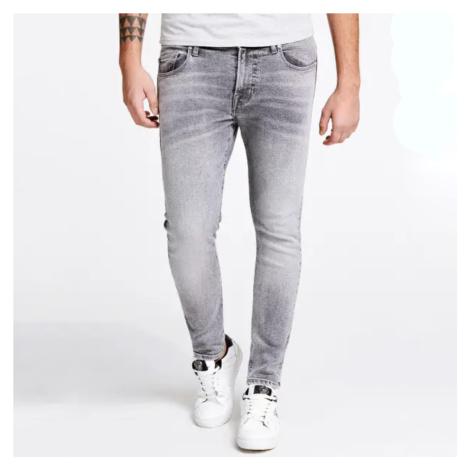 Guess šedé pánské džíny