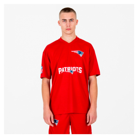 Pánské tričko New Era Wordmark Oversized NFL New England Patriots