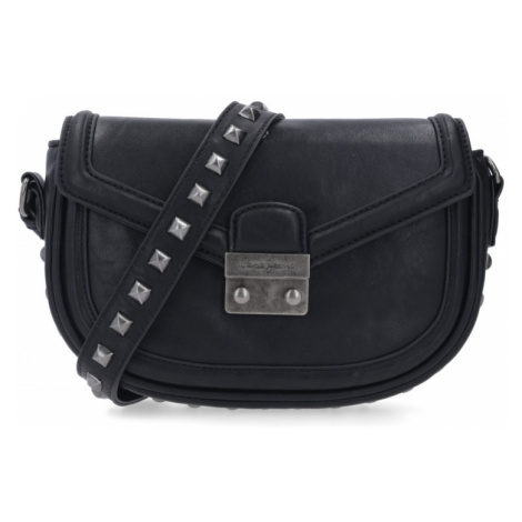Pepe Jeans Pepe Jeans dámská černá crossbody kabelka TINA BAG