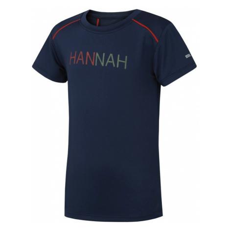 Dětské tričko Hannah Cornet JR midnight navy