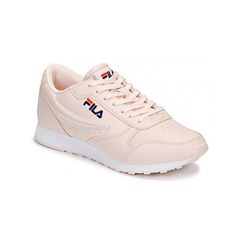 Fila ORBIT LOW WMN Růžová