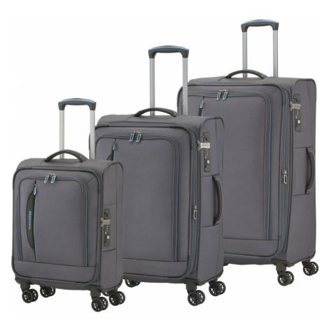 Cestovní kufry set 3ks Travelite Crosslite S,M,L