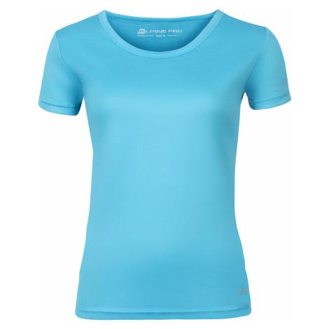 Dámské triko Alpine Pro NASMASA 2 - světle modrá