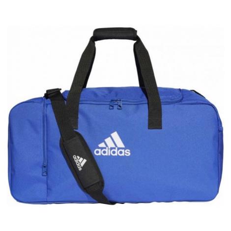 adidas TIRO DU M modrá NS - Sportovní taška