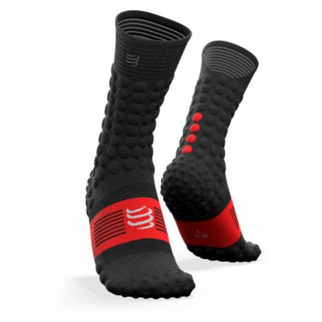 Compressport PRO RACING SOCKS v3.0 černá - Zimní běžecké ponožky