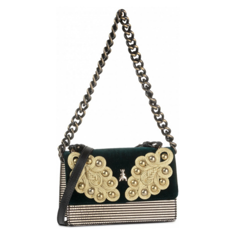 Zelená kabelka - PATRIZIA PEPE