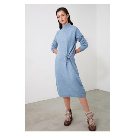 Women's dress Trendyol Knitted