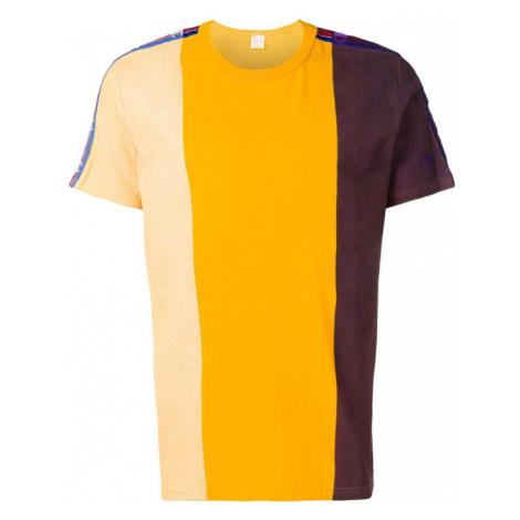 Champion RWSS Premium Crewneck T-Shirt žluté 213244-YS058-GLY