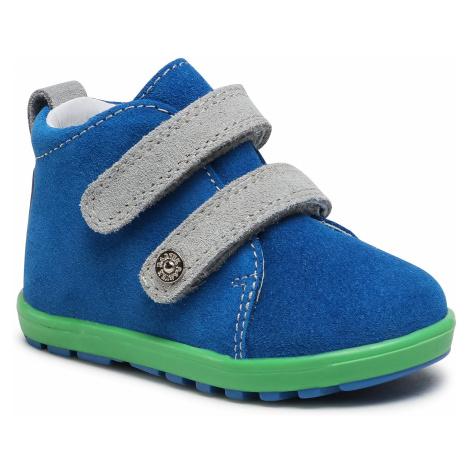 Kotníková obuv BARTEK - 11773-027 Modrá