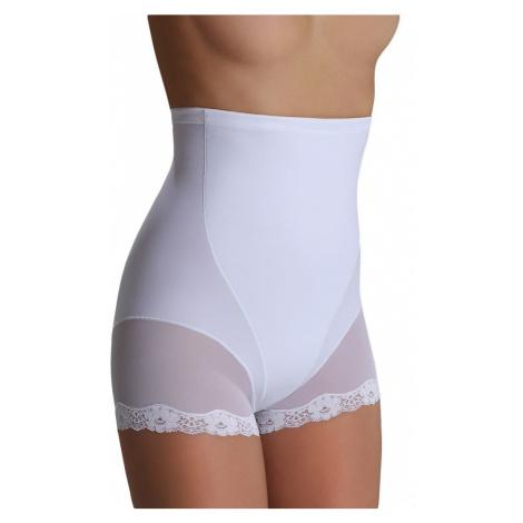 Eldar Stahovací kalhotky s krajkou Violetta bílé