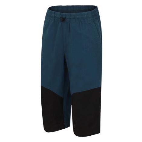 Dětské 3/4 kalhoty Hannah Ruffy JR atlantic deep/anthracite