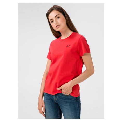 Tričko Levi's® Perfect Tee Tomato Červená Levi´s