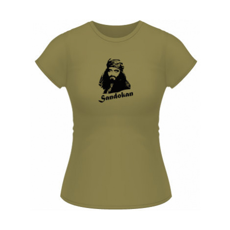Dámské tričko Classic Sandokan