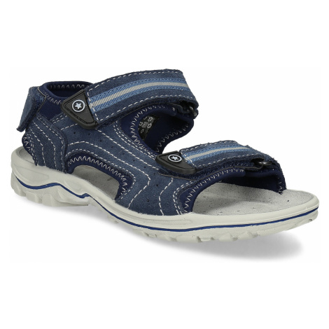 Modré chlapecké sandály Weinbrenner