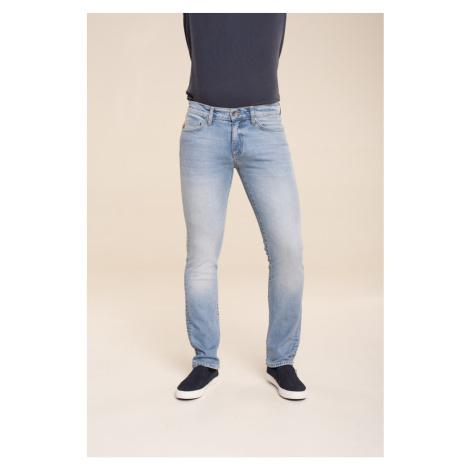 Big Star Man's Slim Trousers 110762 Light Jeans-108