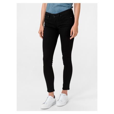 Jeans Guess Černá