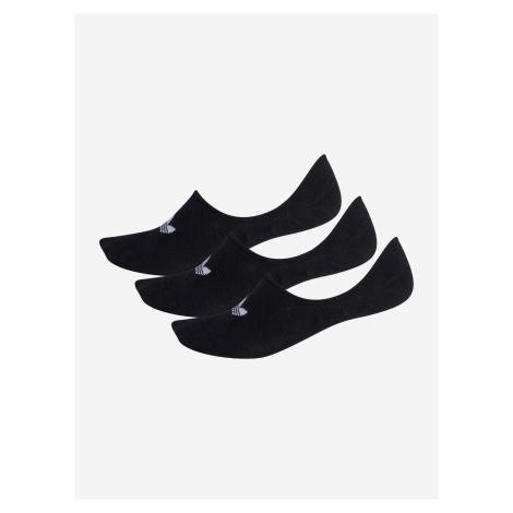 Ponožky adidas Originals Low Cut Sock 3P Černá