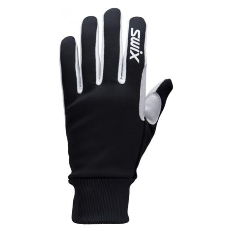 Swix TRACX černá - Běžkařské rukavice