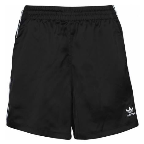 Adidas SATIN SHORTS Černá