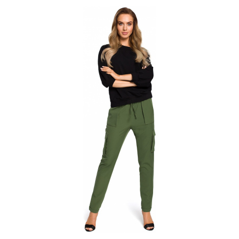 Made Of Emotion Woman's Pants M425
