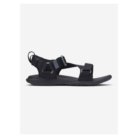 Sandále Columbia Černá