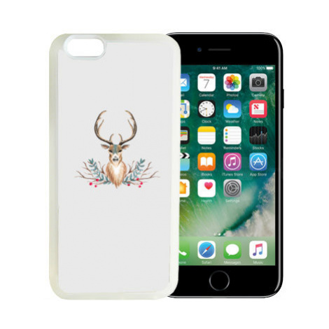 iPhone 7/8 kryt gumový soft JELEN